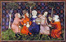 Pellegrini medievali