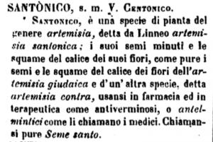 Dal Dizionario del dialetto veneziano (1856)