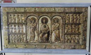 Duomo di Cividale. Pala di Pellegrino II°