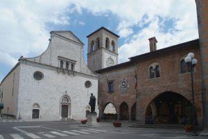 Cividale del Friuli Duomo e palazzo dei veneti Provveditori