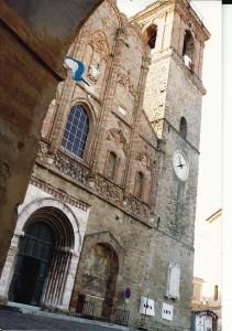 San Ginesio Chiesa Collegiata