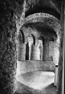 Santa Maria pie' di Chienti ambulacro