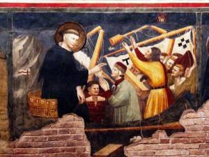 San Nicola salva i naufraghi