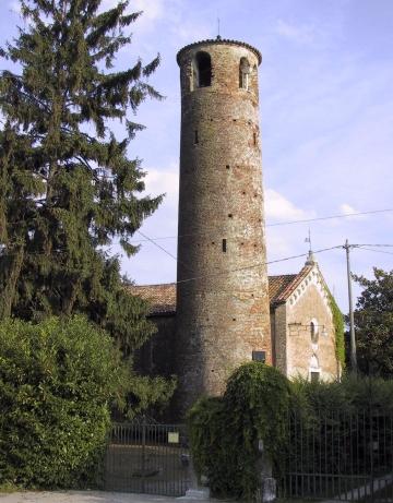 Torre Antica a Tessera (VE) sec. XI