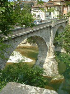 Cividale del Friuli Ponte del diavolo. (foto del ns socio Giuliano Polles)