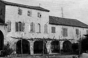 Ex casa dominicale detta villa Pisani