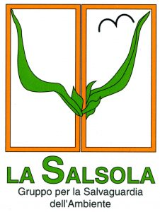 """Logo del Gruppo per la salvaguardia dell'ambiente """"La Salsola"""" di Campalto"""