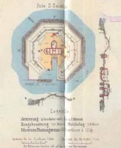 Cartografia storica dell'isola di San Secondo